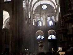 Catedral de Santiago de Compostela (Botafumeiro)