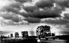 1938 יום העליה על הקרקע - צילומי שלמה ארי