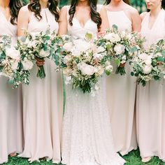 Looking for wedding flower ideas? These herb wedding bouquets are full of pretty rosemary, lavender, sage and other good-smelling herbs for a unique fresh from the garden look. Herb Wedding, Rose Wedding, Elegant Wedding, Wedding Flowers, Wedding Ideas, Wedding 2017, Wedding Wishes, Wedding Stuff, Wedding Planning