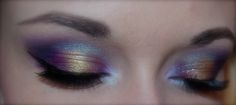 This is so pretty #makeup