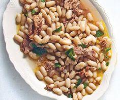 White Bean and Tuna Salad (Fagioli e tonno)