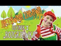 Zabawy ruchowe dla dzieci - odcinek 1 - YouTube Ronald Mcdonald, Youtube, Fictional Characters, Fantasy Characters, Youtubers, Youtube Movies