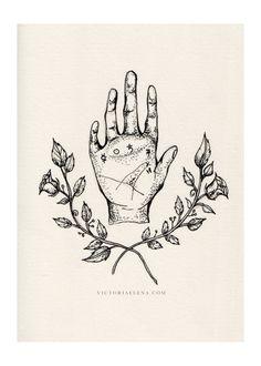 Palmistry | Victoria Elena