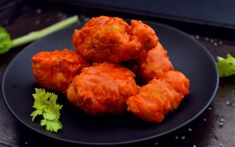 "<p>You can't have a party without Buffalo wings and these ""wings"" made from seitan are sure to be the star of the show. </p>"