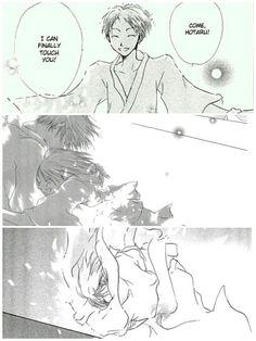 Manga: Hotarubi no Mori e Hotaru No Mori E, Hotarubi No Mori, Anime Qoutes, Anime Films, Manga Pages, Fireflies, Anime Shows, Romance Novels, Aesthetic Anime
