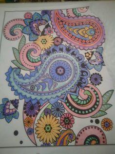 Coloured By Joyce Kesselring.