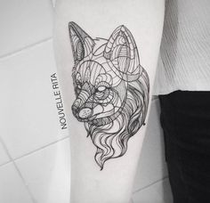Artistic Animal Tattoos – Fubiz Media: