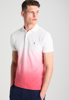 Polo Ralph Lauren CUSTOM FIT - Polo - winslow red - Zalando.es Ralph Lauren Custom Fit, Polo Ralph Lauren, Camisa Polo, Polo Shirt, T Shirt, Live, Fitness, Mens Tops, Outfits