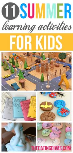 11 Learning Activities for Kids