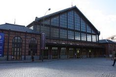 Patrimonio Industrial Arquitectónico: Visita al Museo del Ferrocarril de Madrid.