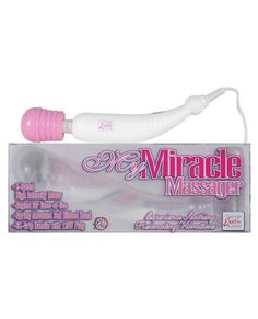 My Miracle Massager - 2 Speed My Miracle, Personal Care, Massage Products, Wellness Products, Wands, Exotic, Campaign, California, Note