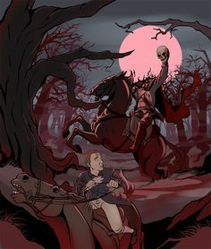 The Headless Horseman - Brian Oyster