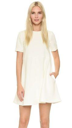 EDIT Pleated Mini Dress