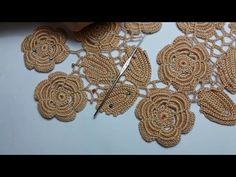 Easy Snake Trap - Fantastic Snake Trap Technology make from plastic bottle - Begginer Crochet Freeform Crochet, Crochet Motif, Crochet Designs, Crochet Lace, Crochet Patterns, Quick Crochet, Love Crochet, Irish Crochet, Crochet Flowers