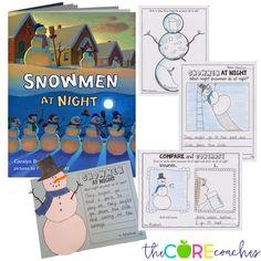 Snowmen at Night Com