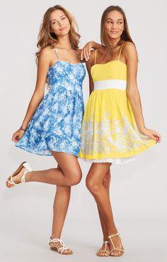 Floral Dresses at dELiA*s