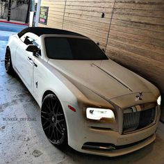 Rolls Royce Dawn Custom My Favorite