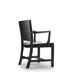 The Red Chair Medium by Kaare Klint - KK47510 - Carl Hansen & Søn
