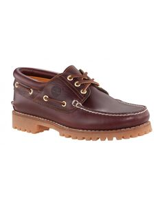 These Timberland Men Authentics 3 Eye Classic Shoes come in a sleek Burgundy colour which walk the line of hiking boot and grunge kick with effortless style, these may be our best choice of footwear this week, but you can be sure that they will still be preforming as well for many weeks (even years) to come.