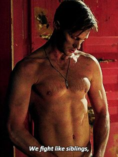 "When he dropped this line. | The 36 Best Eric Northman Moments From ""True Blood"""
