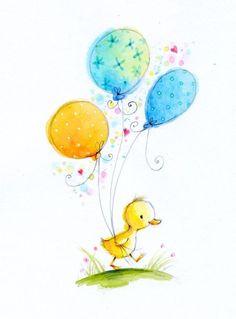 Veronica Vasylenko - baby,duck002.jpg