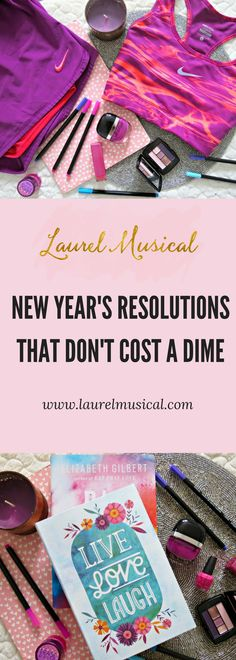 New Year's Resolutions That Don't Cost a Dime