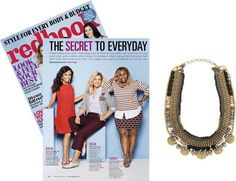 Stella & Dot featured in Redbook!