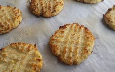 3-ingredient coconut cookies