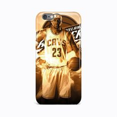 ff27bafb7517 Lebron James CAV Ultra Thin Rubber Gel Silicone Case For Apple iPhone 5 6 7  Plus