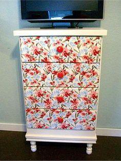 Decoupage Ideas for Furniture