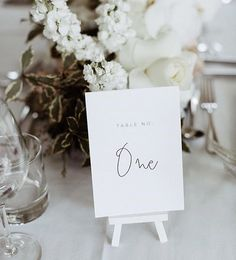 simple printable wedding table number numbers wedding 27 Inspiring Wedding Table Number Ideas for 2019 - Page 2 of 2 - Oh Best Day Ever Wedding Themes, Wedding Events, Wedding Decorations, Wedding Ideas, Wedding Table Cards, Trendy Wedding, Printable Wedding Table Numbers, Wedding Signing Table, Table Setting Wedding