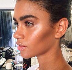 Shimmer + Eyebrows