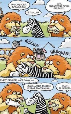 the cartoon # are Funny Cartoons, Funny Memes, Funny Share, Good Mood, Black Panther, Funny Photos, Peanuts Comics, Geek Stuff, Lol