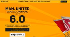 el forero jrvm y todos los bonos de deportes: betfair Manchester Utd gana Liverpool super cuota ...