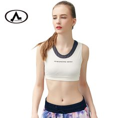 e1444e731d668 Find More Sports Bras Information about 2016 Sports Fitness Women Yoga Sexy  Push up Sports Bra