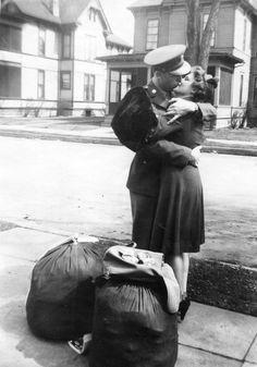 Home. vintage love... http://www.mydwoje.pl