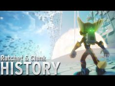 History of - Ratchet & Clank (2002-2014)