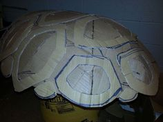 Tortoise Shell Costume for Youth Theater Production: 9 Steps (with Pictures)