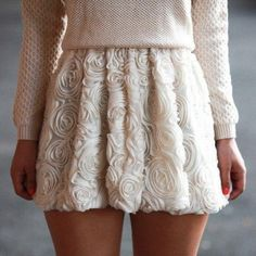 Image discovered by Fashion and beauty. Find images and videos about fashion, skirt and white on We Heart It - the app to get lost in what you love.