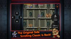 Download Ghosts'n Goblins MOBILE android game for Free    Ghost 'n Goblins, the legendary side-scrolling action platformer is now available for smartphones.  Enjoy Sir Arthur's original adventure anytime, anywhere!    http://apk-best.com/ghostsn-goblins-mobile/