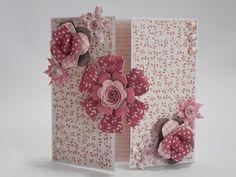 Craftwork Cards Blog: A Floral Abundance of Rosa & Serenity...