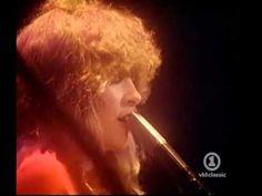 """Sara"" Stevie Nicks & Fleetwood Mac (Live 1979) - YouTube"