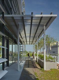 awesome John and Frances Angelos Law Center | Behnisch Architekten + ASG Check more at http://www.arch2o.com/john-frances-angelos-law-center-behnisch-architekten-asg/