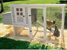 small chicken coops - Google Search