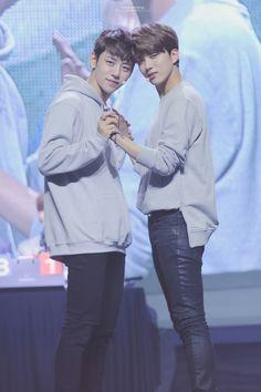 Daehyun & Youngjae