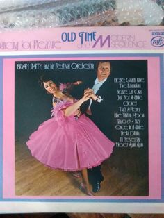 Old time modern sequence.dancing for pleasure by gotoby on Etsy Bryan Smith, Vinyl Records, Dancing, Tulle, Retro, Modern, Trendy Tree, Dance, Tutu