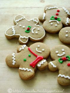 Ria's Collection: EGGLESS. GINGERBREAD MAN