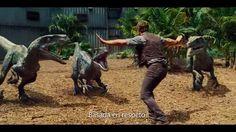 Nuevo 2do Trailer Internacional de #JurassicWorld de Universal Pictures y Legendary Pictures. World Premiere: June 12, 2015