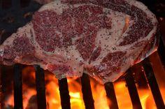rubbed new york strip steak food photography steak recipes on cannata ...