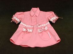 Resultado de imagen de blusinha infantil  com pregas na barra